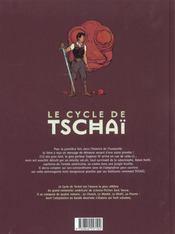 Le cycle de tschai t.3 ; le wankh t.1 - 4ème de couverture - Format classique