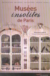 Musees Insolites De Paris - Intérieur - Format classique