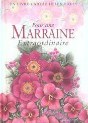 Pour Une Marraine Extraordinaire Nlle Edition - Intérieur - Format classique