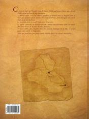 Bouclier Humain T.1 ; Les Chemins D'Amara - 4ème de couverture - Format classique