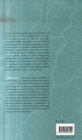 Thomas jefferson et le projet du nouveau monde - 4ème de couverture - Format classique