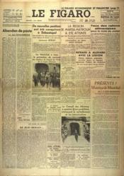 Figaro (Le) N°155 du 29/06/1942 - Couverture - Format classique