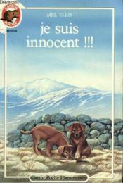 Je Suis Innocent !!! Collection Castor Poche N° 193 - Couverture - Format classique