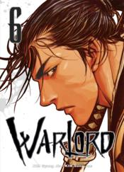 Warlord t.6 - Couverture - Format classique