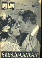 Film Complet N° 551 - French Cancan - Couverture - Format classique