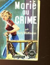 Marie Au Crime N°19 - Couverture - Format classique
