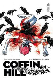Vente livre :  Coffin Hill t.1 ; la malédiction des Coffin  - Caitlin Kittredge - Miranda Inaki