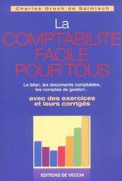 Comptabilite Facile Pour Tous (La) - Intérieur - Format classique