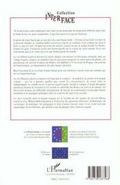 Je Suis Nee Sous Une Bonne Etoile ; Ma Vie De Femme Tsigane En Slovaquie - 4ème de couverture - Format classique