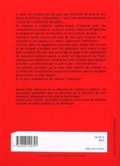Generation coca - 4ème de couverture - Format classique