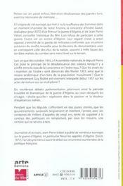 Le Choix Des Larmes - 4ème de couverture - Format classique