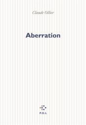 Aberration - Couverture - Format classique