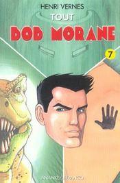 Tout Bob Morane t.7 - Intérieur - Format classique