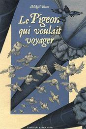Le Pigeon Qui Voulait Voyager - Intérieur - Format classique
