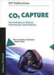 Vente  Co2 Capture - Technologies Ro Reduce Greenhouse Gas Emissions  - Fabrice Lecomte