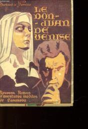Le Don Juan De Venise - Couverture - Format classique