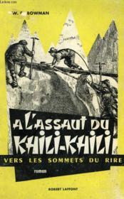A L'Assaut Du Khili-Khili Vers Les Sommets Du Rire - Couverture - Format classique