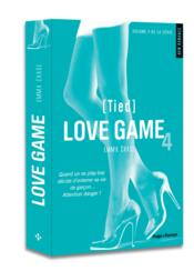 Vente  Love game T.4 ; tied  - Emma Chase