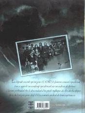 El niño t.3 ; l'archipel des Badjos - 4ème de couverture - Format classique
