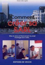Comment Creer Sa Sarl - Couverture - Format classique