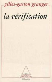 La Verification - Couverture - Format classique