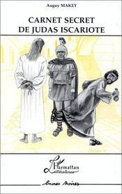 Carnet Secret De Judas Iscariote - Intérieur - Format classique