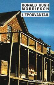 L'épouvantail - Couverture - Format classique