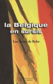 Belgique en sursis - Couverture - Format classique