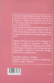 Ramon - 4ème de couverture - Format classique