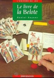 Le livre de la belote - Couverture - Format classique