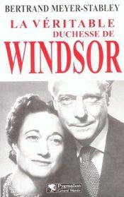 La veritable duchesse de windsor - Intérieur - Format classique