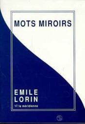 Mots miroirs ; ma psychanalyse - Couverture - Format classique
