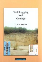 Well logging and geology - Couverture - Format classique