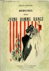 Memoires D'Un Jeune Homme Range. Collection Modern Bibliotheque. - Couverture - Format classique