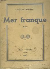 Mer Franque. Essai - Couverture - Format classique