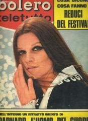 Bolero Film Teletutto - N°1086 - Couverture - Format classique