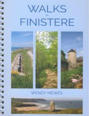 Vente livre :  Walks in Finistère  - Wendy Mewes
