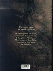 Le gardien des ténèbres t.1 ; le cabinet du docteur ward - 4ème de couverture - Format classique