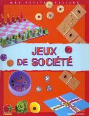 Jeux De Societes - Intérieur - Format classique
