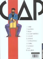 Captricorne t.9 ; le passage - 4ème de couverture - Format classique