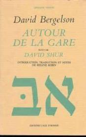 Autour De La Gare - Couverture - Format classique