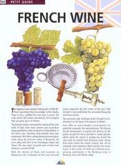 French wine - Intérieur - Format classique