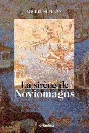 La Sirene De Noviomagus - Couverture - Format classique