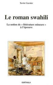 Le Roman Swahili. La Notion De