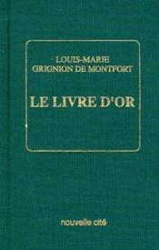 Le livre d'or - Couverture - Format classique