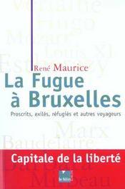 La Fugue A Bruxelles - Intérieur - Format classique