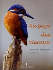 Aux Pays Des Oiseaux - Couverture - Format classique