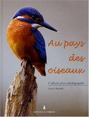 Aux Pays Des Oiseaux - Intérieur - Format classique