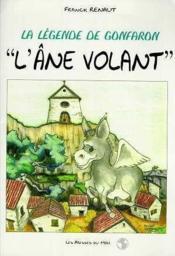 La Legende De Gonfaron : L'Ane Volant - Couverture - Format classique