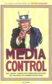 Media Control - Couverture - Format classique